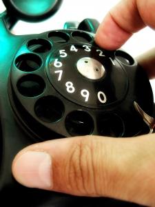 telefon stary